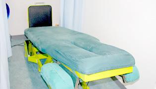 構造医学処置ベッドのイメージ