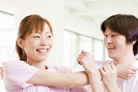 各種体操指導のイメージ