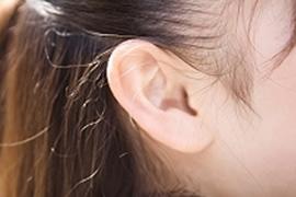 耳ツボダイエットのイメージ