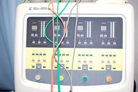 各種電気療法のイメージ